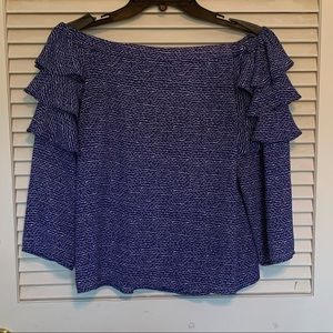 Impeccable Pig Long Sleeve off the shoulder